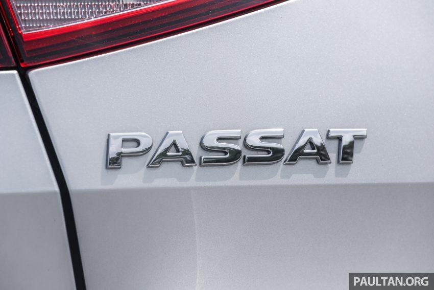 试驾: Volkswagen Passat 2.0 TSI Highline, 低调的实力派 Image #106725