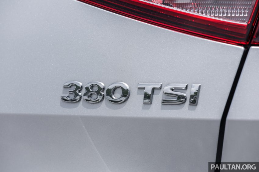 试驾: Volkswagen Passat 2.0 TSI Highline, 低调的实力派 Image #106726
