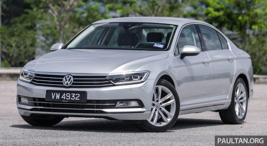 试驾: Volkswagen Passat 2.0 TSI Highline, 低调的实力派 Image #106696