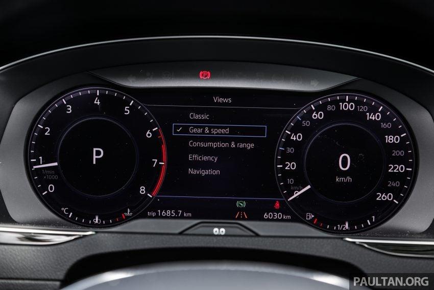 试驾: Volkswagen Passat 2.0 TSI Highline, 低调的实力派 Image #106740
