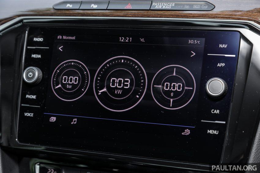 试驾: Volkswagen Passat 2.0 TSI Highline, 低调的实力派 Image #106752