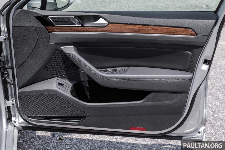 试驾: Volkswagen Passat 2.0 TSI Highline, 低调的实力派 Image #106769