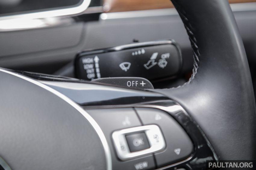 试驾: Volkswagen Passat 2.0 TSI Highline, 低调的实力派 Image #106733