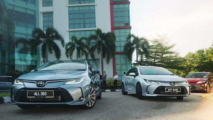 试驾:全新一代 2019 Toyota Corolla,舒适与操控两不误 Image #108289