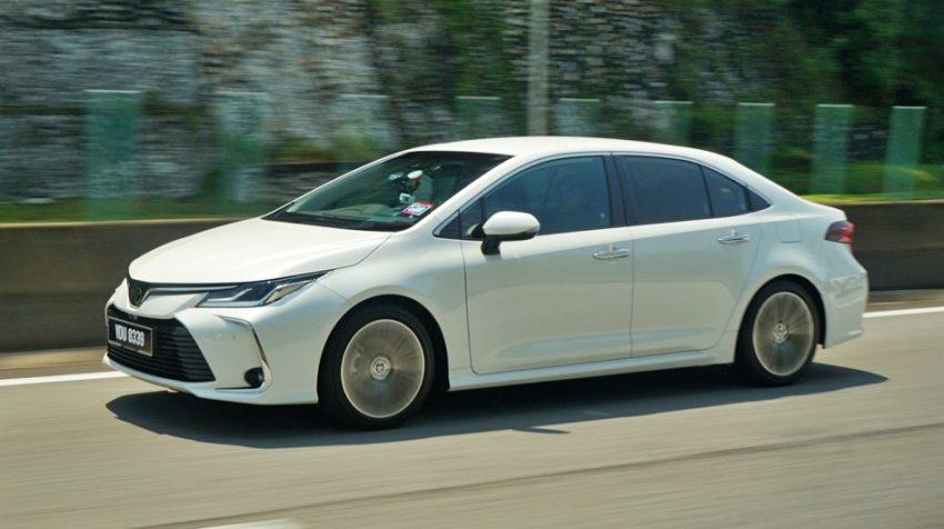 试驾:全新一代 2019 Toyota Corolla,舒适与操控两不误 Image #108290