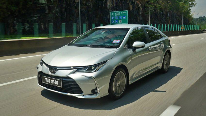 试驾:全新一代 2019 Toyota Corolla,舒适与操控两不误 Image #108291
