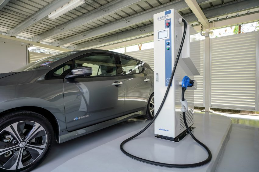 新车试驾: 第二代 Nissan Leaf, 专为小众电动车市场而生 Image #109382