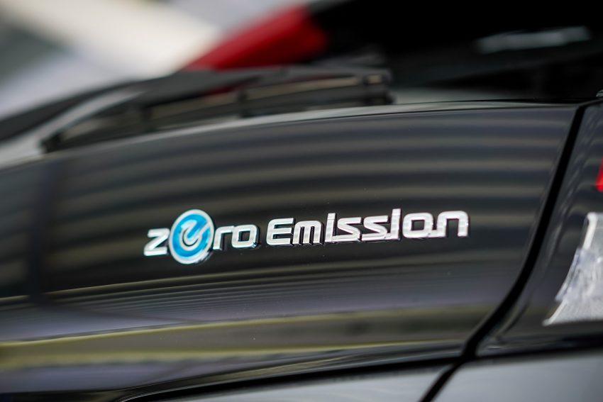 新车试驾: 第二代 Nissan Leaf, 专为小众电动车市场而生 Image #109385