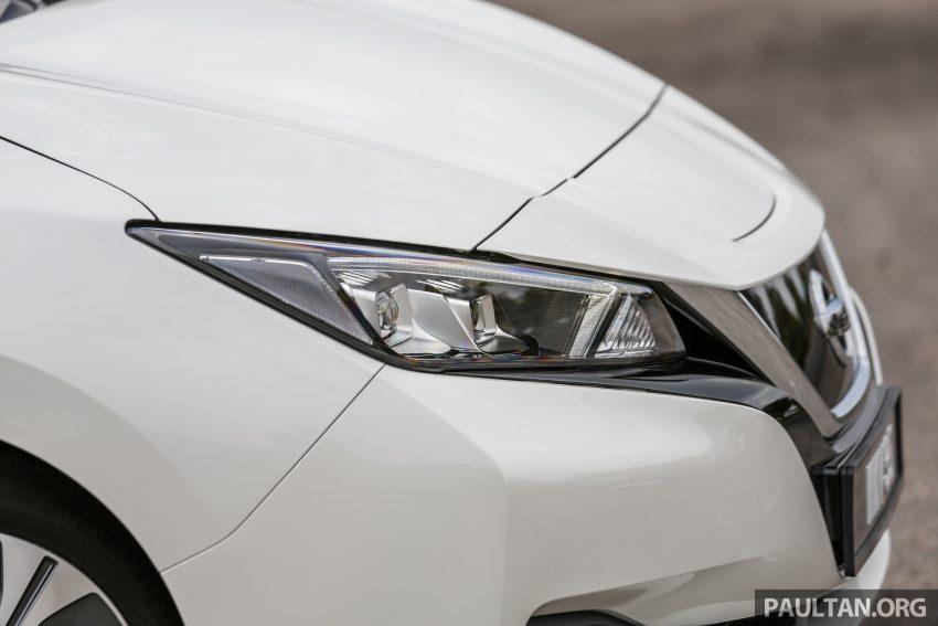 新车试驾: 第二代 Nissan Leaf, 专为小众电动车市场而生 Image #109307