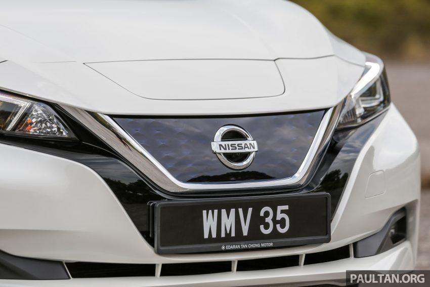 新车试驾: 第二代 Nissan Leaf, 专为小众电动车市场而生 Image #109309