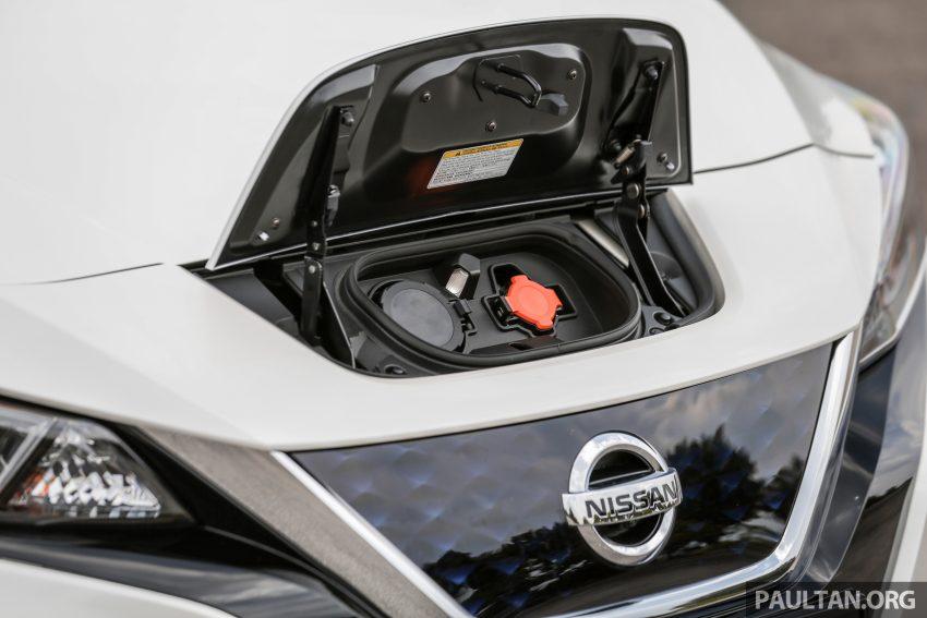 新车试驾: 第二代 Nissan Leaf, 专为小众电动车市场而生 Image #109311