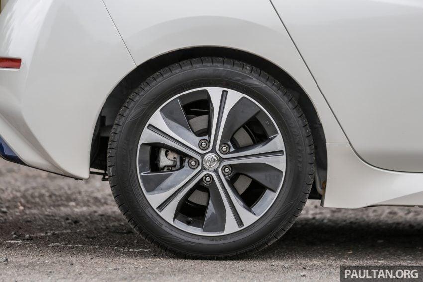 新车试驾: 第二代 Nissan Leaf, 专为小众电动车市场而生 Image #109319