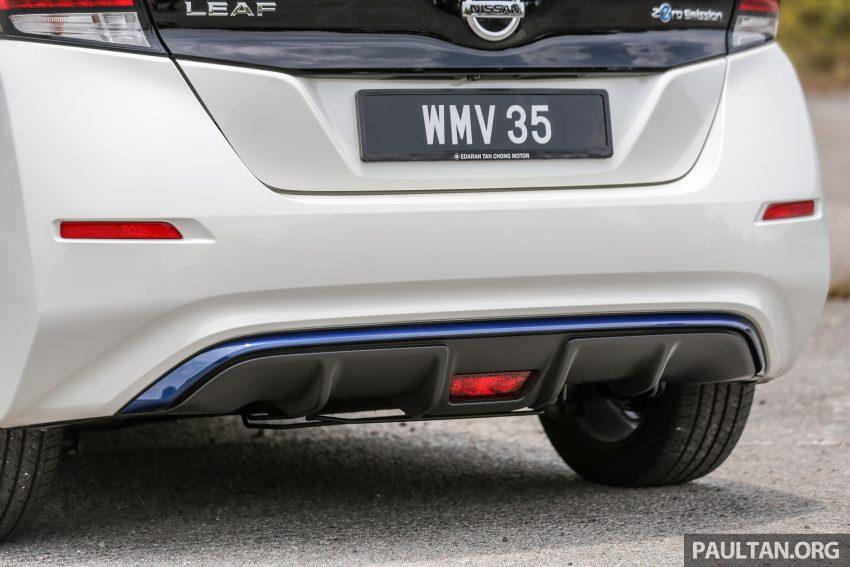 新车试驾: 第二代 Nissan Leaf, 专为小众电动车市场而生 Image #109325