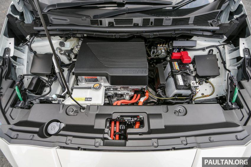 新车试驾: 第二代 Nissan Leaf, 专为小众电动车市场而生 Image #109329