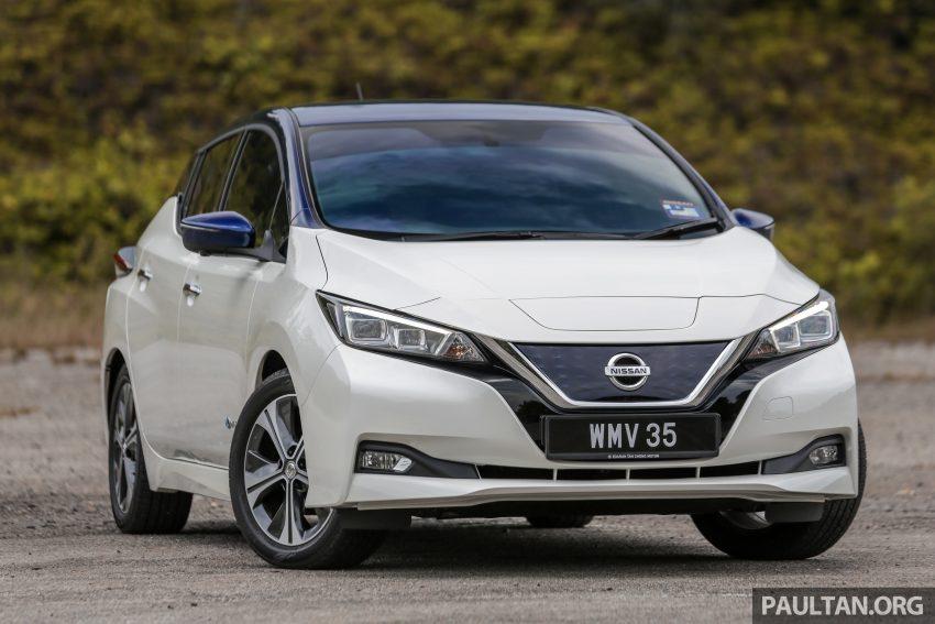 新车试驾: 第二代 Nissan Leaf, 专为小众电动车市场而生 Image #109294