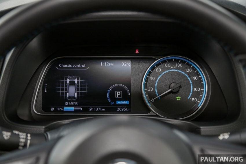 新车试驾: 第二代 Nissan Leaf, 专为小众电动车市场而生 Image #109342