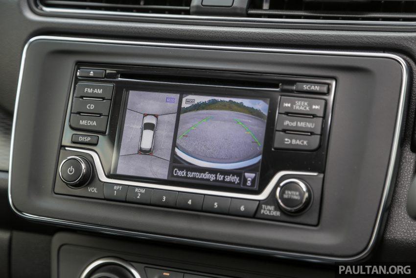 新车试驾: 第二代 Nissan Leaf, 专为小众电动车市场而生 Image #109349