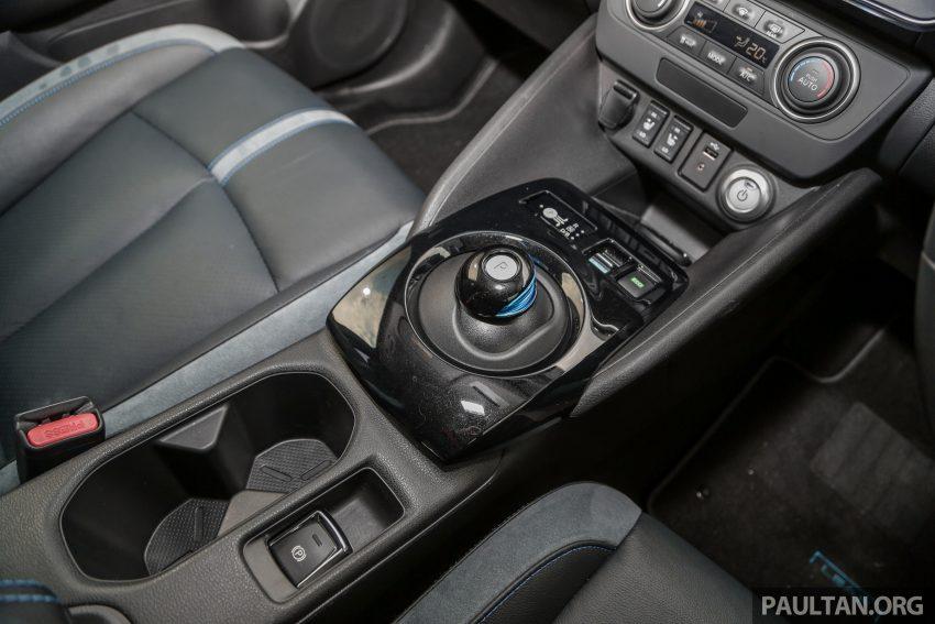 新车试驾: 第二代 Nissan Leaf, 专为小众电动车市场而生 Image #109353
