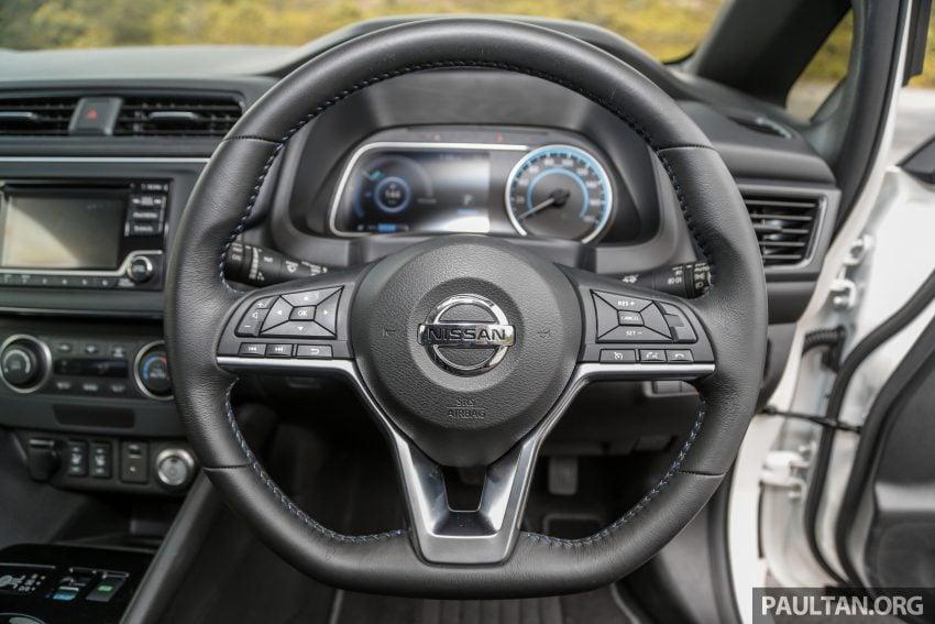 新车试驾: 第二代 Nissan Leaf, 专为小众电动车市场而生 Image #109334