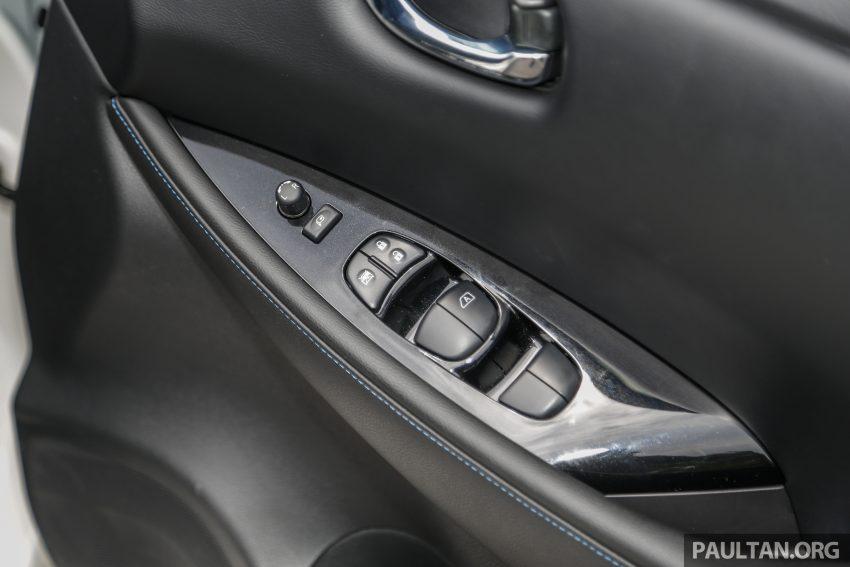 新车试驾: 第二代 Nissan Leaf, 专为小众电动车市场而生 Image #109366