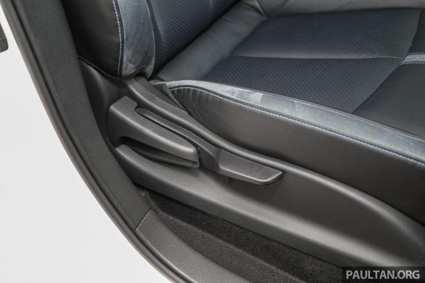 新车试驾: 第二代 Nissan Leaf, 专为小众电动车市场而生 Image #109370