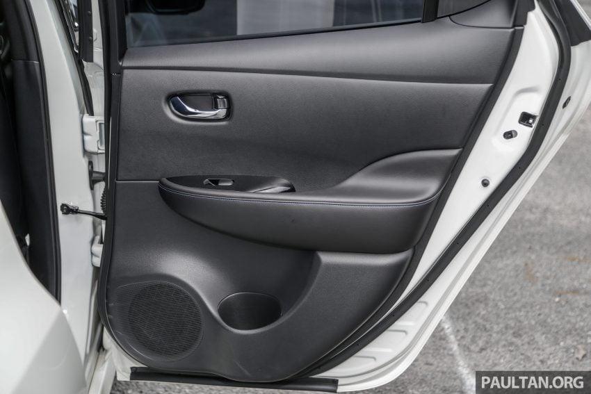 新车试驾: 第二代 Nissan Leaf, 专为小众电动车市场而生 Image #109371