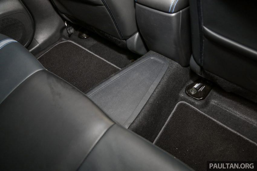 新车试驾: 第二代 Nissan Leaf, 专为小众电动车市场而生 Image #109375