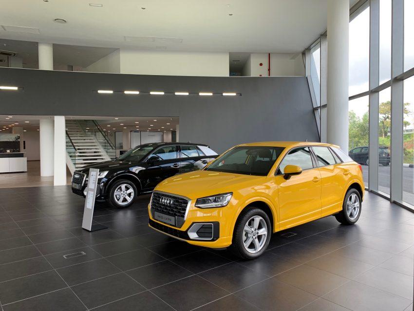 Audi Setia Alam 4S 中心开张,4层楼崭新销售服务据点 Image #107354