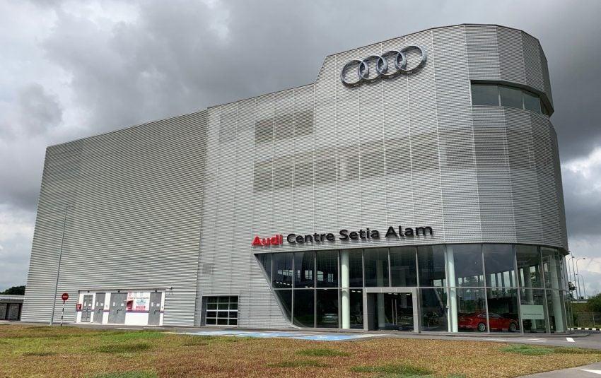 Audi Setia Alam 4S 中心开张,4层楼崭新销售服务据点 Image #107349