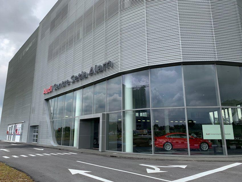 Audi Setia Alam 4S 中心开张,4层楼崭新销售服务据点 Image #107350