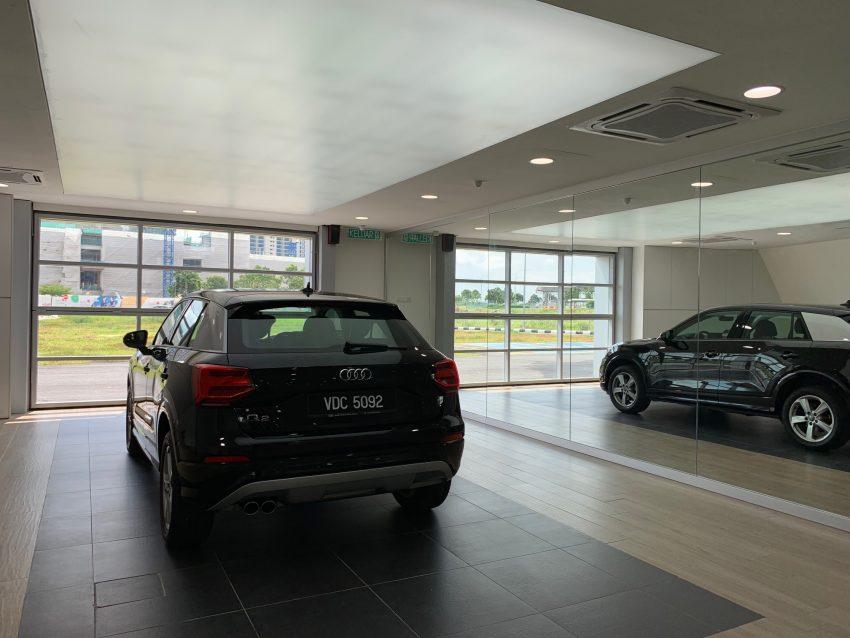 Audi Setia Alam 4S 中心开张,4层楼崭新销售服务据点 Image #107352