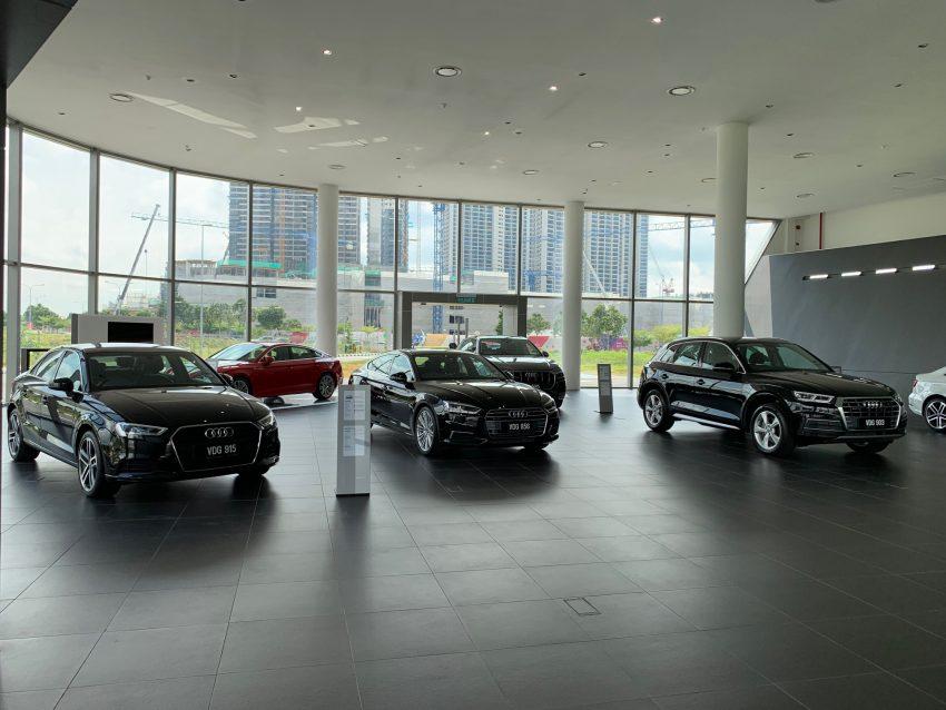 Audi Setia Alam 4S 中心开张,4层楼崭新销售服务据点 Image #107353