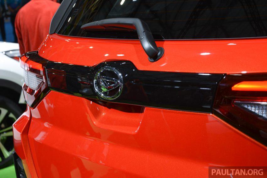 东京车展: Daihatsu 全新入门级小型SUV毫无预警突然亮相,Perodua Kembara的未来替代者? D55L SUV的雏型? Image #108909