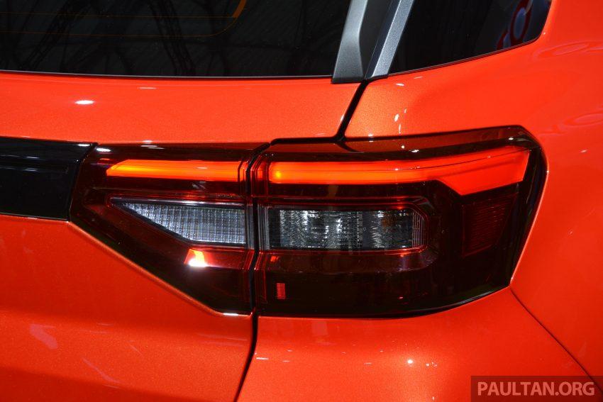 东京车展: Daihatsu 全新入门级小型SUV毫无预警突然亮相,Perodua Kembara的未来替代者? D55L SUV的雏型? Image #108911