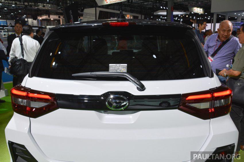 东京车展: Daihatsu 全新入门级小型SUV毫无预警突然亮相,Perodua Kembara的未来替代者? D55L SUV的雏型? Image #108937