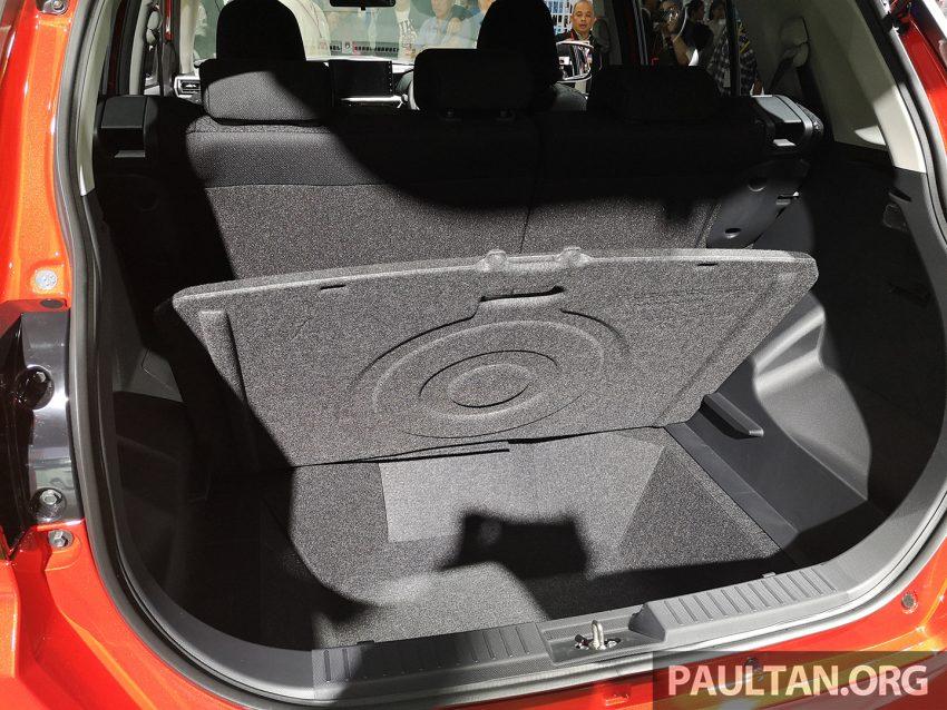 东京车展: Daihatsu 全新入门级小型SUV毫无预警突然亮相,Perodua Kembara的未来替代者? D55L SUV的雏型? Image #108944