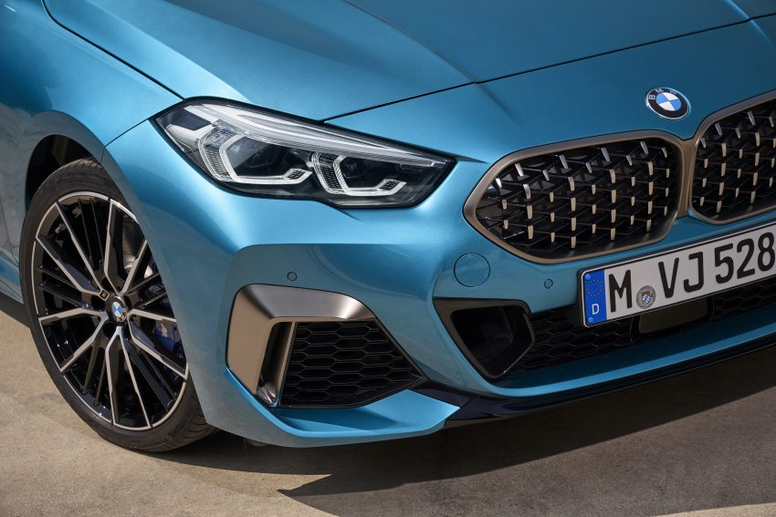 CLA对手来了! BMW 2 Series Gran Coupe 四门跑房面世 Image #108266