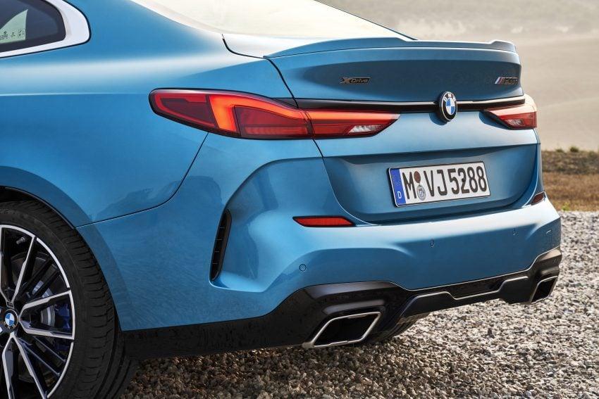 CLA对手来了! BMW 2 Series Gran Coupe 四门跑房面世 Image #108273