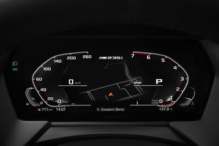 CLA对手来了! BMW 2 Series Gran Coupe 四门跑房面世 Image #108277
