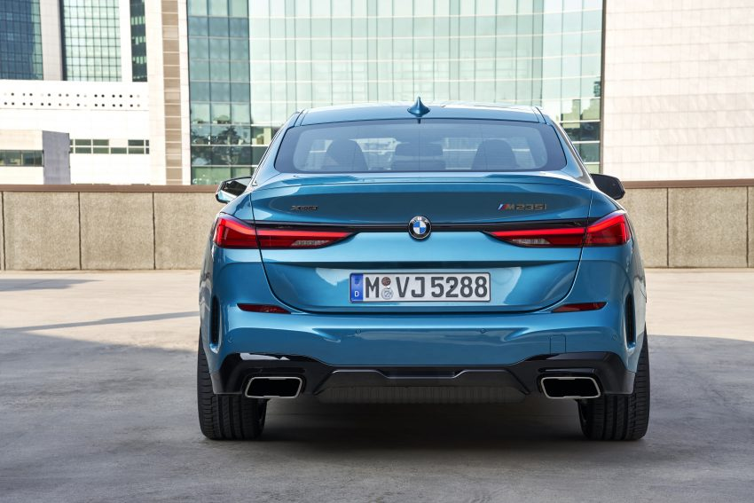 CLA对手来了! BMW 2 Series Gran Coupe 四门跑房面世 Image #108281