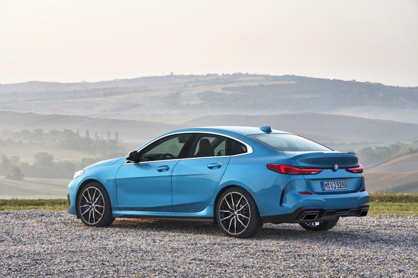 CLA对手来了! BMW 2 Series Gran Coupe 四门跑房面世 Image #108287
