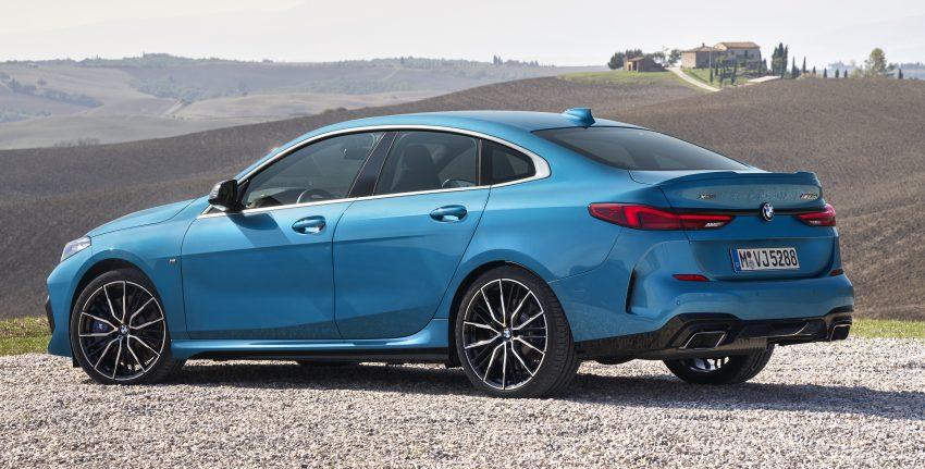 CLA对手来了! BMW 2 Series Gran Coupe 四门跑房面世 Image #108296