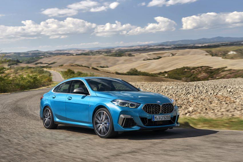 CLA对手来了! BMW 2 Series Gran Coupe 四门跑房面世 Image #108255