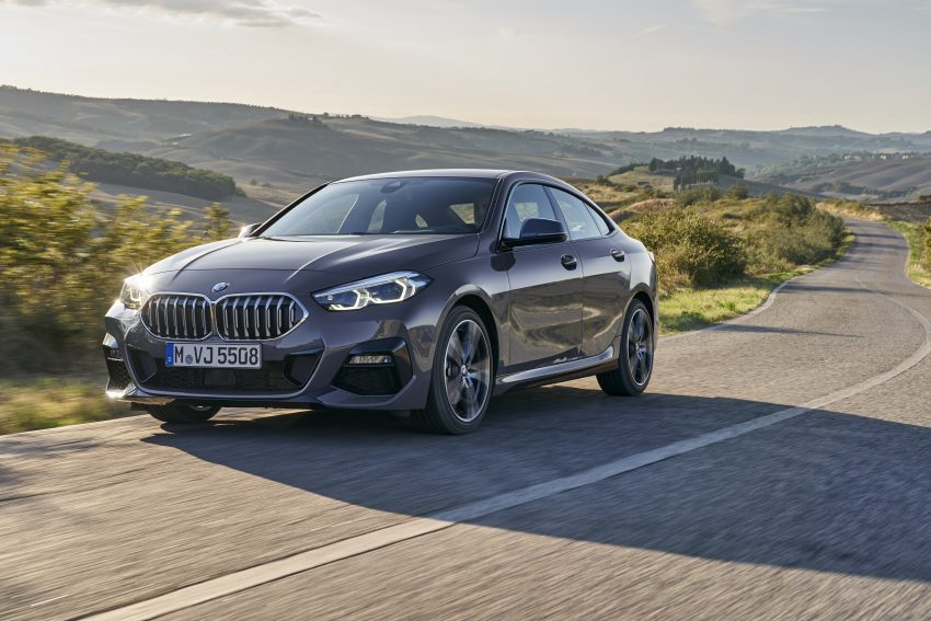 CLA对手来了! BMW 2 Series Gran Coupe 四门跑房面世 Image #108303