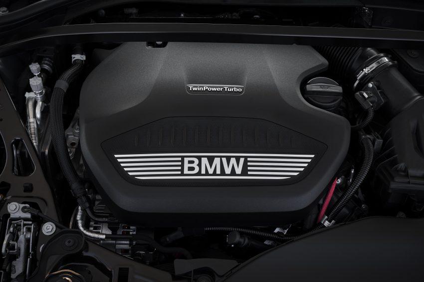 CLA对手来了! BMW 2 Series Gran Coupe 四门跑房面世 Image #108310
