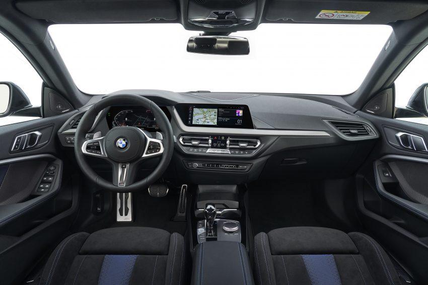 CLA对手来了! BMW 2 Series Gran Coupe 四门跑房面世 Image #108313