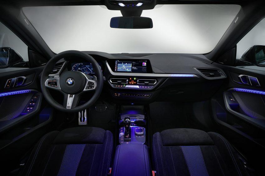 CLA对手来了! BMW 2 Series Gran Coupe 四门跑房面世 Image #108321