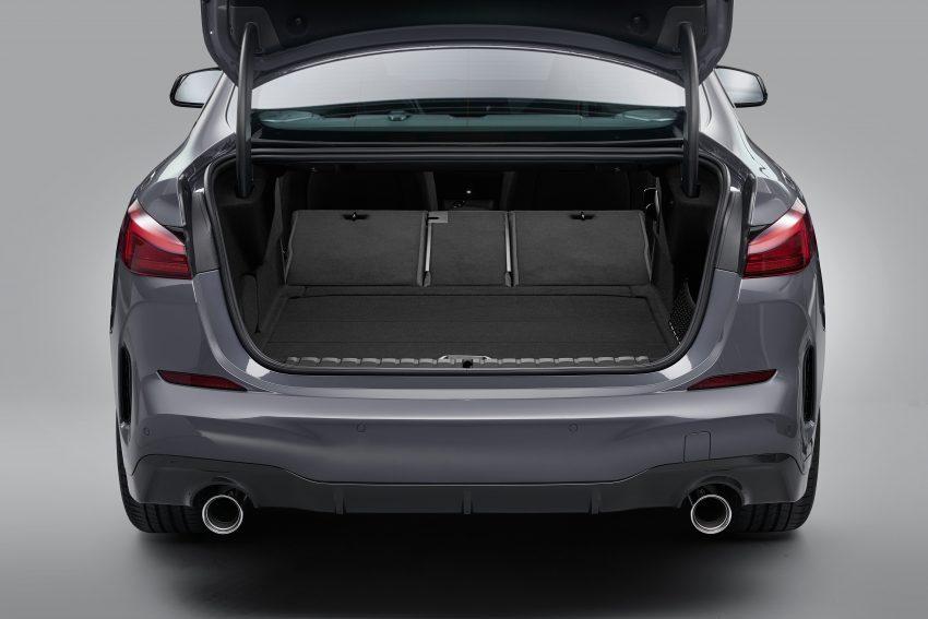 CLA对手来了! BMW 2 Series Gran Coupe 四门跑房面世 Image #108328