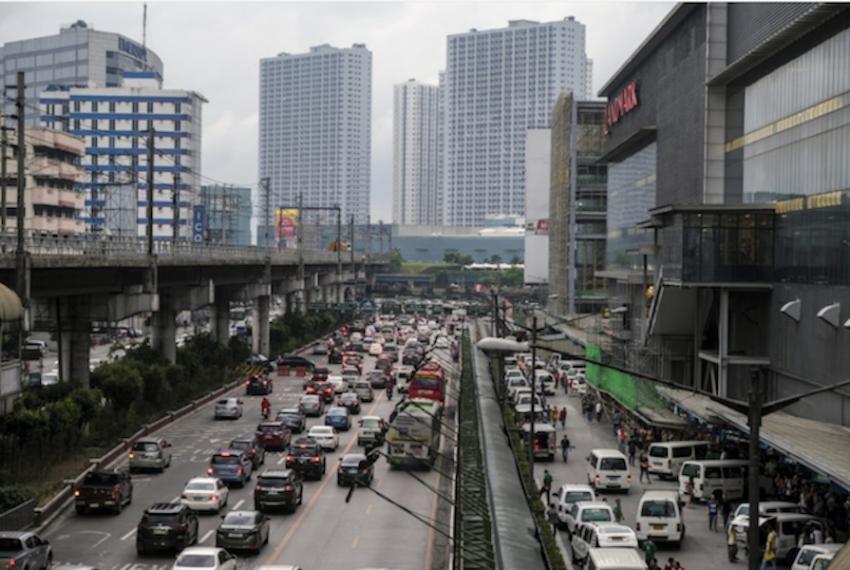 全球资讯_平均5分钟才走1公里, 菲律宾马尼拉塞车情况全球最糟 - Paul Tan ...
