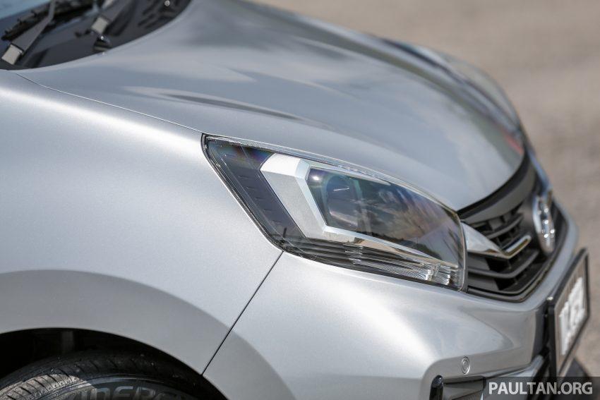 新车实拍对比:2019 Perodua Axia 1.0 AV 与 1.0 Style Image #107678
